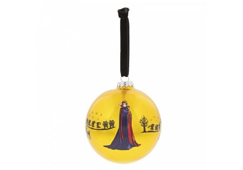 Enchanting Disney Collection Pick Your Poison (Evil Queen kerstbal) - Enchanting Disney Collection