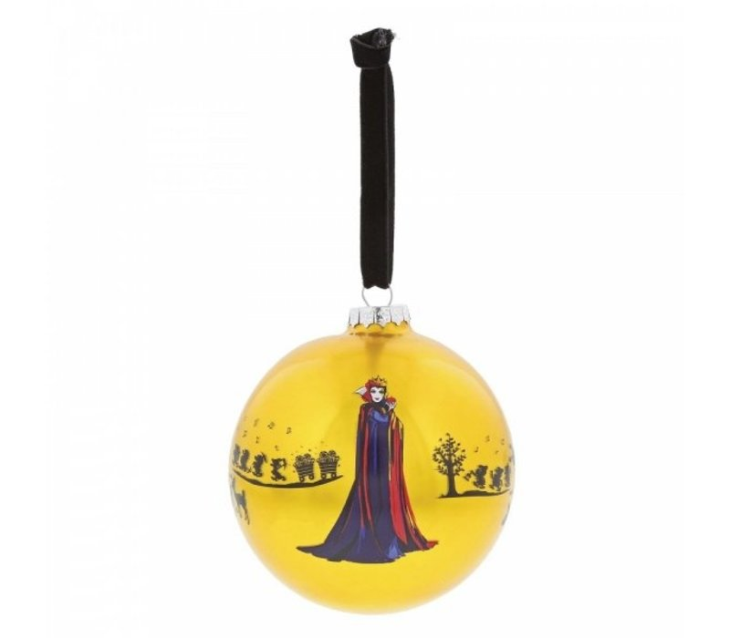 Enchanting Disney Collection - Pick Your Poison (Evil Queen kerstbal)