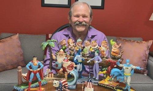 Jim Shore - groot kunstenaar met warme persoonlijkheid