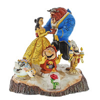 Disney Traditions - Tale as Old as Time (Carved by Heart Beauty & The Beast)