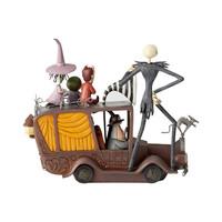 Disney Traditions - Terror Triumphant (Nightmare Mayors Car)