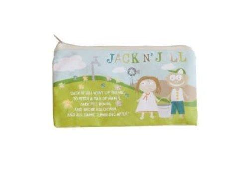 Jack N' Jill Jack N' Jil Katoenen Toilettas