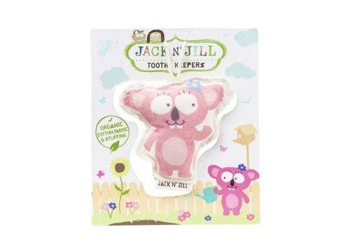 Jack N' Jill Jack N' Jill Tandenbewaarzakje Koala