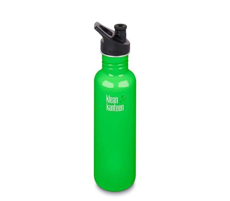 Kanteen klassiek met sportdop (800 ml)