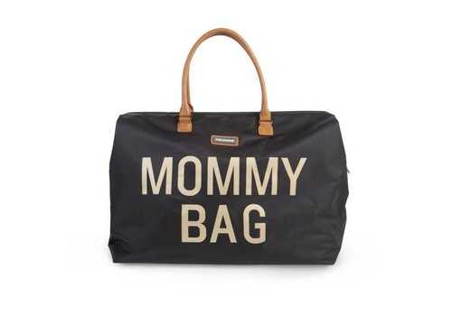 Childhome Childhome Mommy Bag Zwart