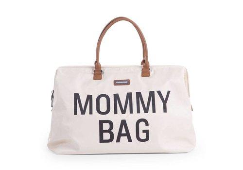 Childhome Childhome Mommy Bag Marine Ecru