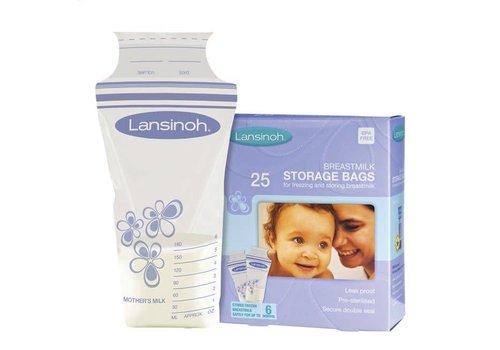 Lansinoh Lansinoh Moedermelk bewaarzakjes 25st