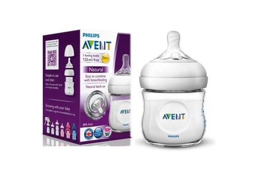 Avent Avent Natural zuigfles 225ml