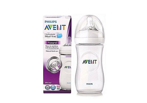 Avent Avent Natural zuigfles 330ml