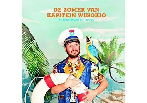 Kapitein Winokio De zomer van Kapitein Winokio