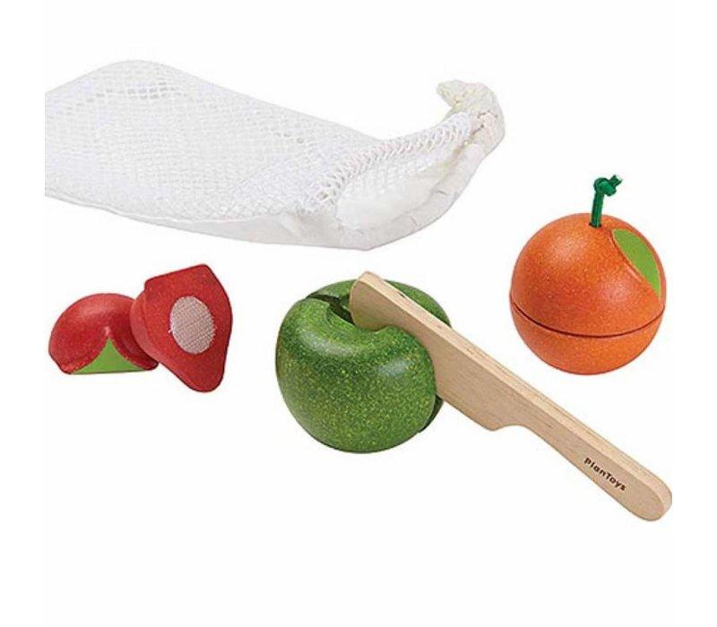 Fruit Set In Zakje