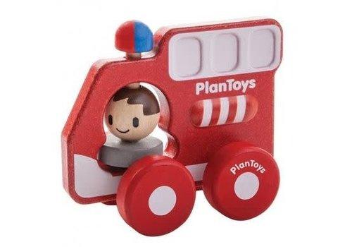 plan toys Brandweerwagen