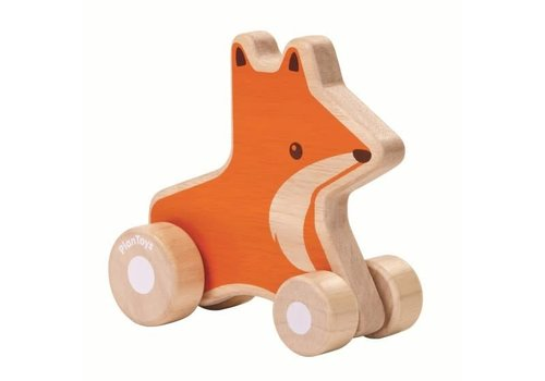 plan toys Vos wagentje