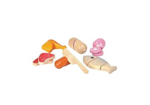 plan toys Vleesset