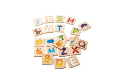 plan toys Alfabet A-Z (Gradient)