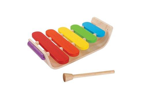 plan toys Ovale Xylofoon