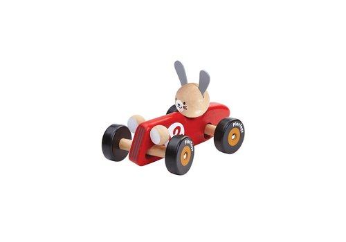 plan toys Konijn racewagen