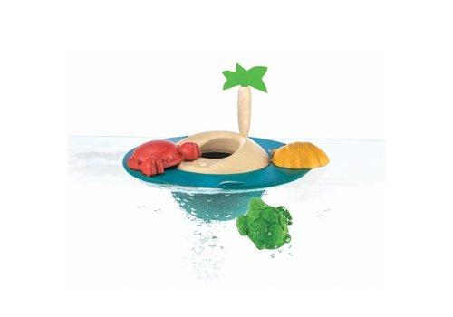 plan toys Drijvend eiland