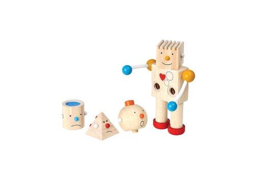 plan toys Bouw een Robot