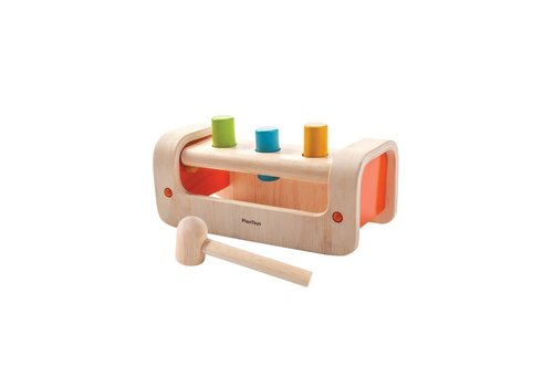 plan toys Pounding Bench