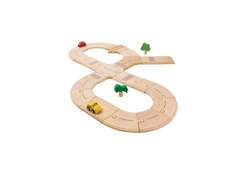 plan toys Road System Standaard