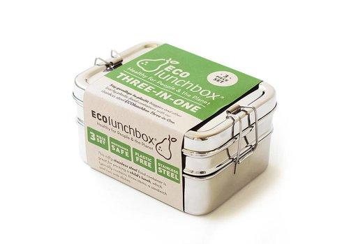 Eco Lunchbox Ecolunchbox Three-in-one