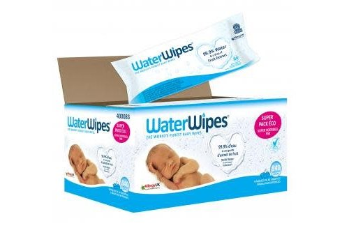 Waterwipes Waterwipes 540st (9x60st)
