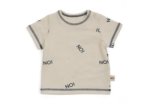 We Say No T-shirt Emi - No