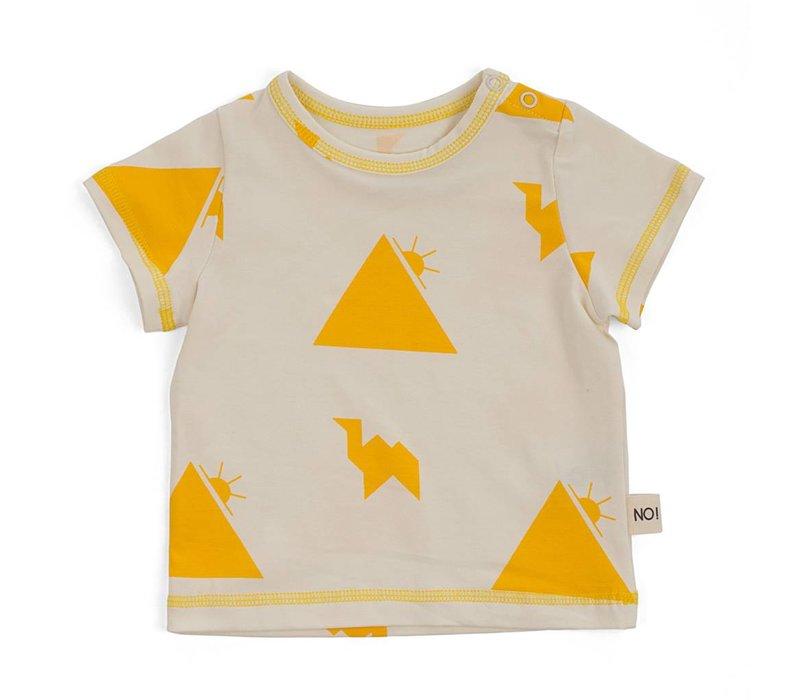 T-shirt Emi - Camel