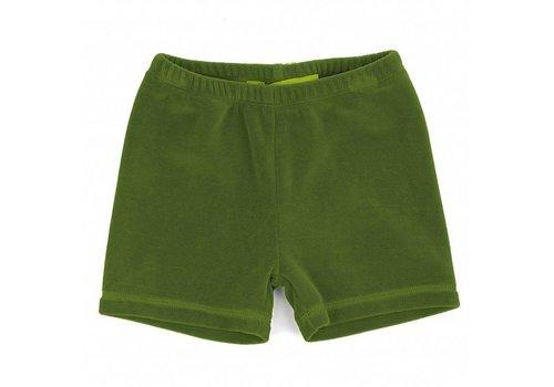 Froy & Dind Short Alpine Green Velours