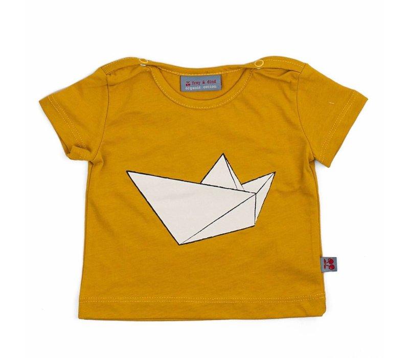 Shirt Tito Summer Mustard