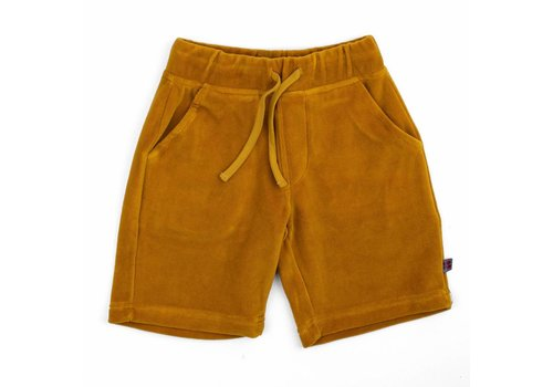 Froy&Dind Shorts Cool Mustard