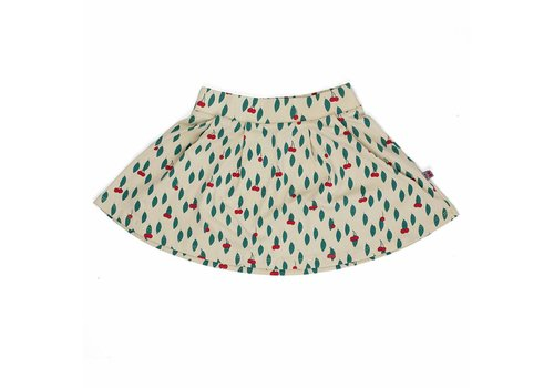 Froy & Dind Skirt Luz Cherry