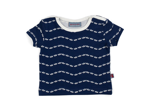Froy & Dind Shirt Theo Summer Boats