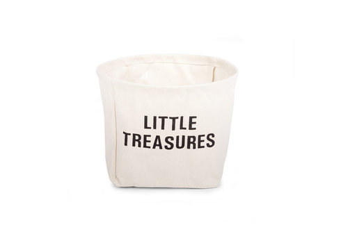 Childhome Childhome Kleine Katoenen Mand Little Treasures