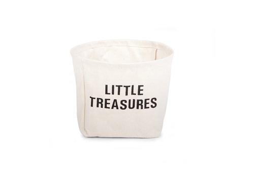 Childhome Kleine Katoenen Mand Little Treasures