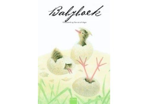 clavis Clavis Babyboek 'Voor wie wil vliegen'