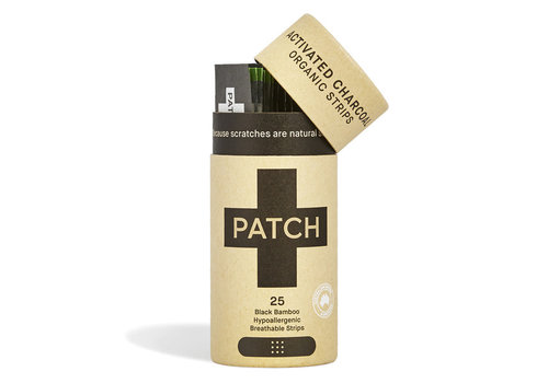 Patch Patch Activated Charcoal Pleisters