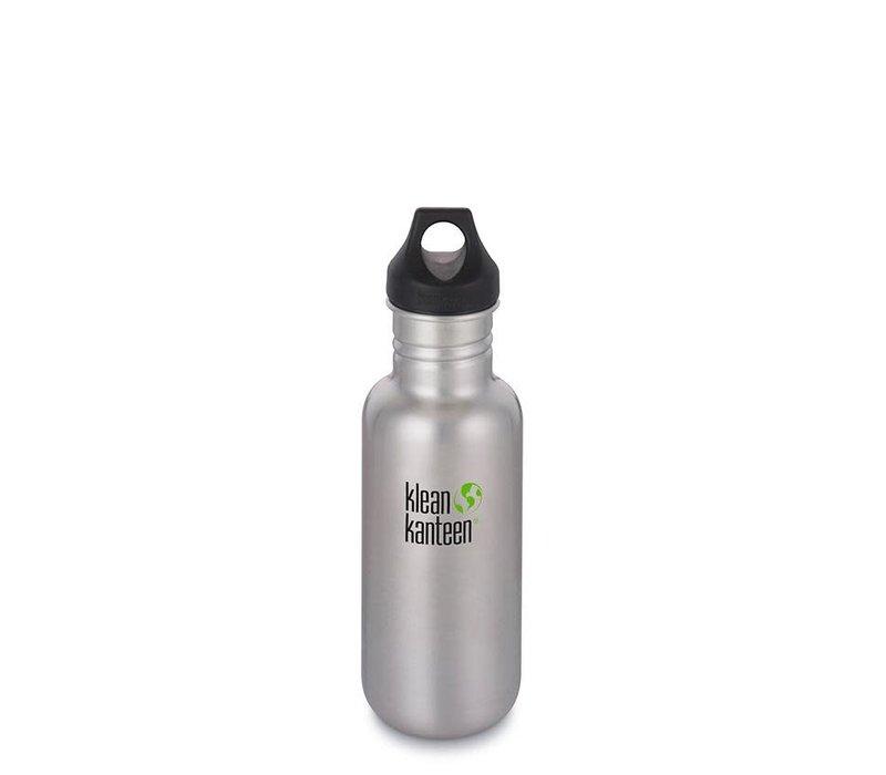 Klean Kanteen klassiek met draaidop (532 ml)