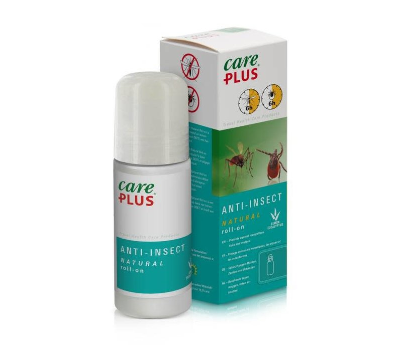 Care Plus Anti-Insect Natural roll-on Citriodiol
