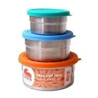 Bento Seal Cup Trio