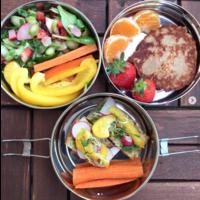 Eco Lunchbox Tri Bento