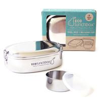 Eco Lunchbox Oval Box