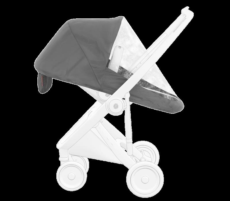 Greentom Raincover Reversible Seat & Carrycot