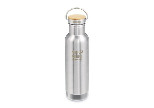 Klean Kanteen Klean Kanteen Insulated Reflect Bamboo Cap 532ml