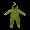 Ducksday Ducksday Fleece Suit Green/Yellow