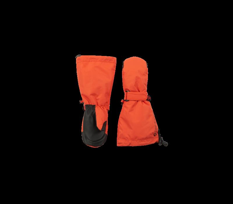 Sneeuwwanten oranje