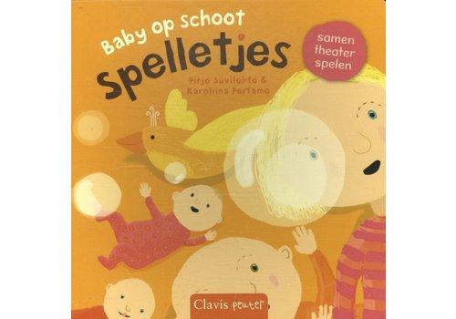 clavis Clavis 'Baby Op Schoot Spelletjes'