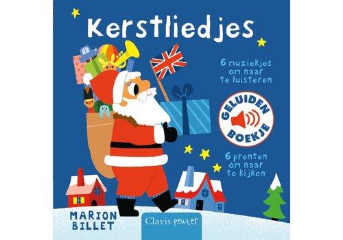 clavis Clavis Geluidenboek 'Kerstliedjes'