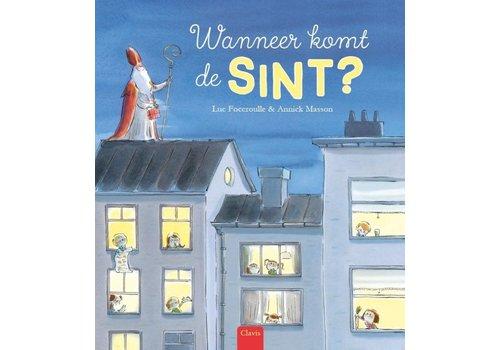 clavis Clavis 'Wanneer komt de Sint?'